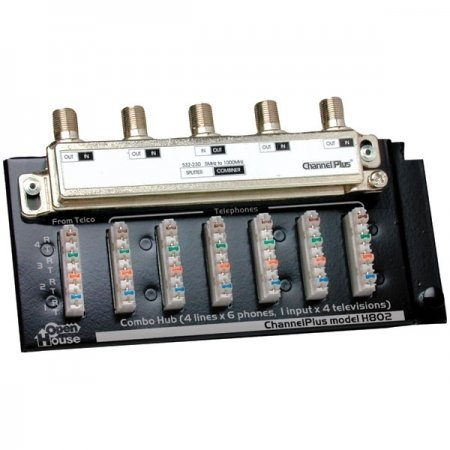 Open House H802 Telephone/Video Combination Hub
