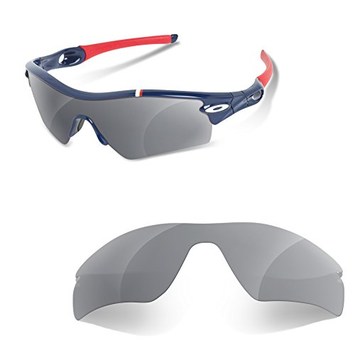 Polarizado Recambio Gris de Lentes Path Polarizadas Oakley para Restorer Polarizado Sunglasses Fotocromáticas Transparentes Gris Radar 1q5Z75wH