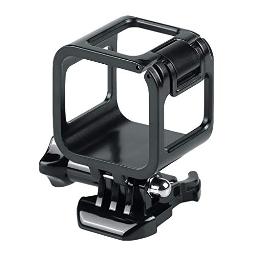 SUJING Protective Housing Frame Cover Skeleton Case | Low Profile Frame Mount Protective Housing Case Cover for GoPro Hero 4 5 Session ()