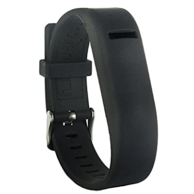 HopCentury New Style Replacement Fitbit Flex Wrist Band Bracelet Strap Adjustable Wristband with Buckle and Secure Sleeve for Fit bit Flex Tracker