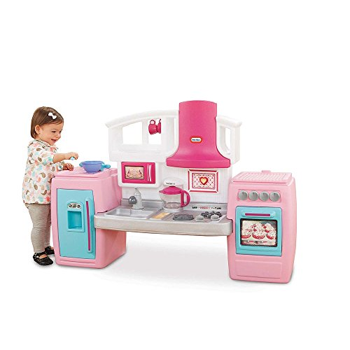 Little Tikes Bake 'N Grow Kitchen - (Amazon Exclusive) (Best Baby Kitchen Set)