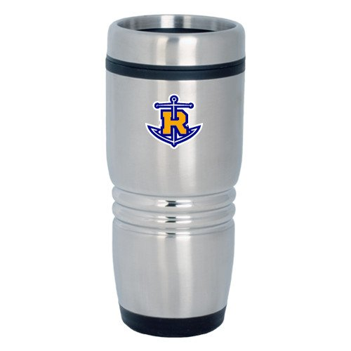Rollins Rolling Ridges Silver Stainless Tumbler 16oz 'Official Logo' by CollegeFanGear