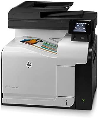 HP LaserJet M570dw - Impresora multifunción (Laser, Color ...