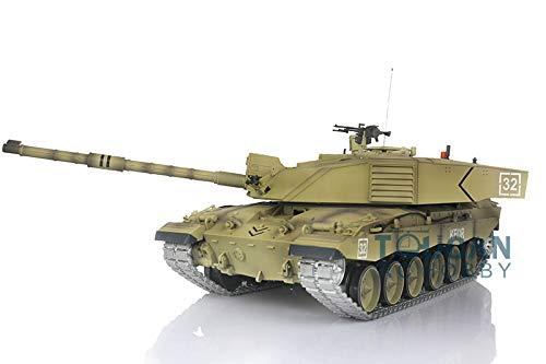 HengLong RCタンク チャレンジャーⅡ 1/16 ラジコン戦車完成 2.4GHz B07SN3FQ5V