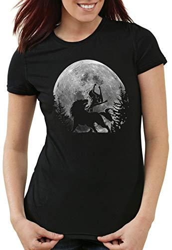 n Twilight Link Loup Princess t Lune T A Femme Midna shirt dqwHCdU