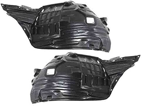 for 2009 2016 Nissan 370Z RH Right Passenger Fender Liner Coupe//Convetible Rear