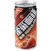 雀巢即饮咖啡香滑罐装180ml
