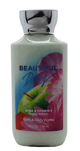 Beautiful Moisturizing Body Lotion (Bath Body Works Beautiful Day 8.0 oz Body Lotion)