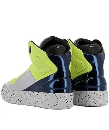 MAISON MARGIELA Slip on Sneakers Uomo S57WS0196SY1014961 Camoscio Multicolor En Venta Finishline Sneakernews sDRqKStY42