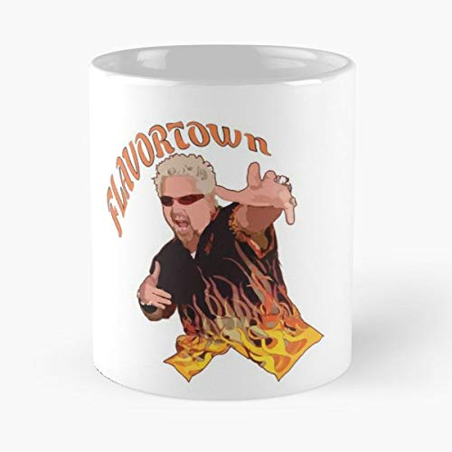 Meme Gift MugsHandmade Fieri Food Coffee Guy Ceramic Best IH9D2EW