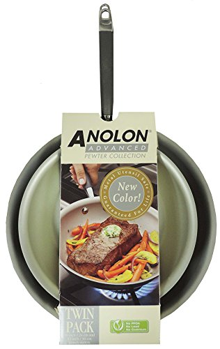 2 Skillet Pack (SKILLET ADVANCED 2PK 10