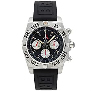 Breitling Chronomat Mechanical (Automatic) Black Dial Mens Watch AB01104D/BC62 (Certified Pre-Owned)