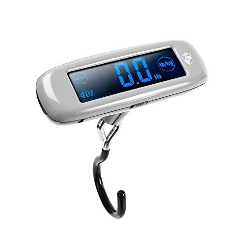 Heys International 30068-0002-00 xScale Touch Luggage Scale44; Silver by Heys International