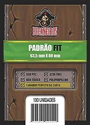 Shield Perfect Size/Ultra Fit para Magic e Pokémon - Bucaneiros Jogos