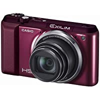 Casio EXILIM High Speed EX-ZR850 EXZR850RD (Red) Digital Camera with 16.1 MP with 18x Optical Zoom with WiFi Function Noticeable Review Image