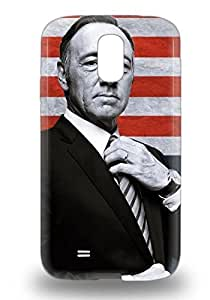 2015 2259061M32260638 Galaxy S4 Hard Case With Fashion Design Kevin Spacey American Male The Usual Suspects Phone Case Customized LO.O Case