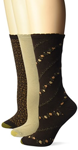 Gold-Toe-Womens-Plus-Size-3-Pair-Pack-Crew-Socks