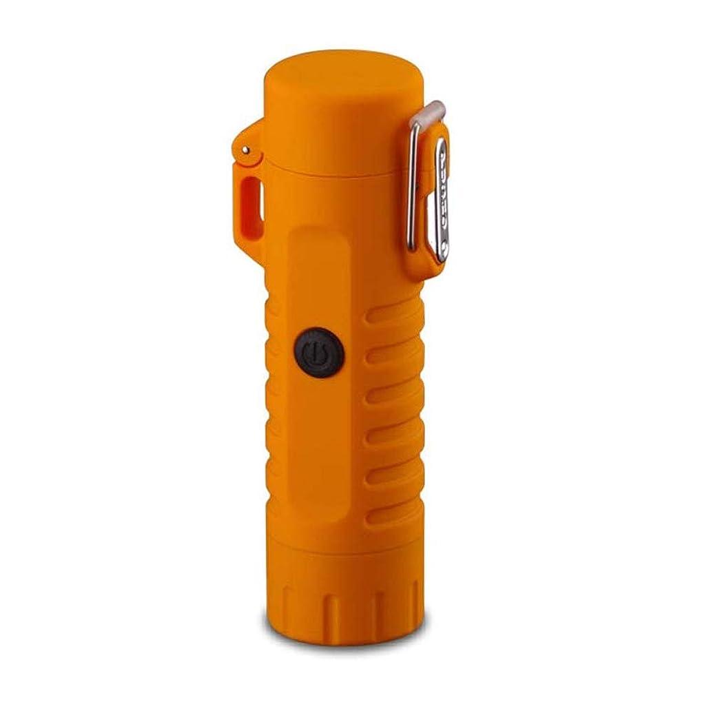 追加満たす用心深い【YuHaru】 ガス/オイル不要 USBライター 充電式 高級 プラズマ ライター プレゼントに最適 全5色