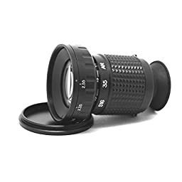 Opteka Micro Professional Metal Director\'s Viewfinder with 11x Zoom