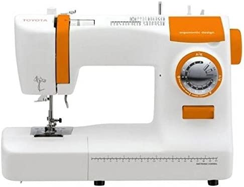 Toyota ECO34B - Máquina de coser con 34 programas, 85 W, color ...