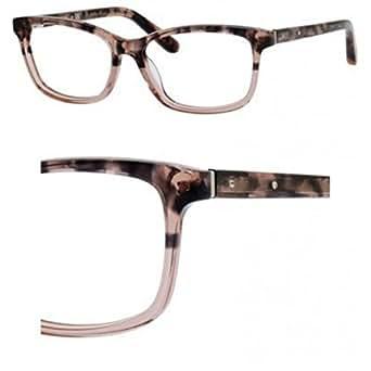 Amazon.com: Eyeglasses Bobbi Brown The Alexis 0DG4 Havana