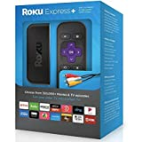 Roku Express+ | HD Streaming Media Player, Includes HDMI and Composite Cable