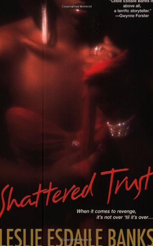 book cover of Shattered Trust