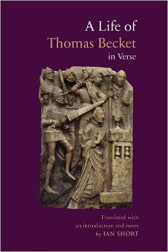 Book A Life of Thomas Becket in Verse (Mediaeval Sources in Translation)
