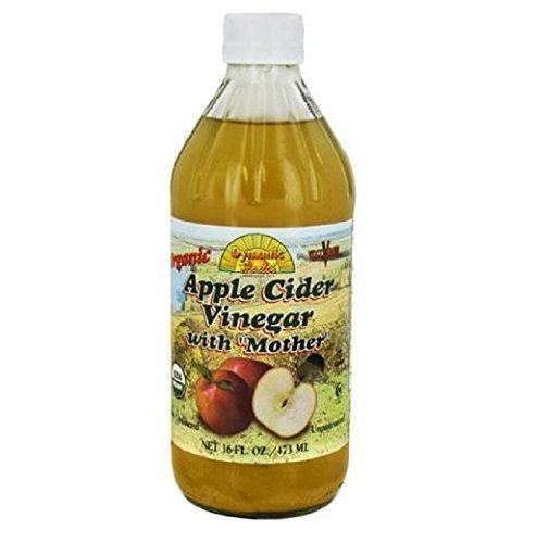 Apple Cider Vinegar (With Mother), Organic - 16 fl. oz.