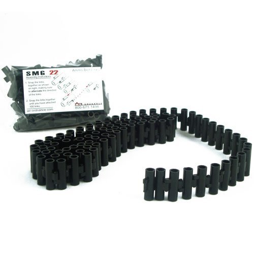 100-Round Belt for SMG .22 Belt-Fed Pellet Gun by Air-Ordnance.com