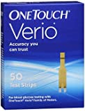 OneTouch Verio Test Strips - 50 ct