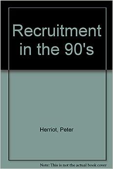 Book Recruitment in the 90's
