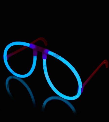Lumistick Aviator Glow Eyeglasses