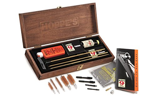 Hoppe's No. 9 Deluxe Gun Cleaning Kit (Best 22 250 Rifle On The Market)