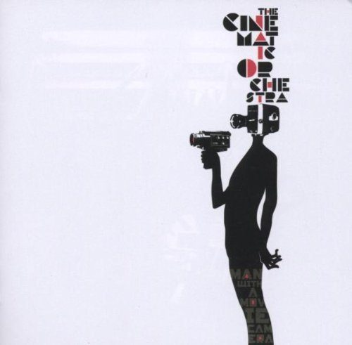 Man With a Movie Camera by Cinematic Orchestra (2003) Audio CD