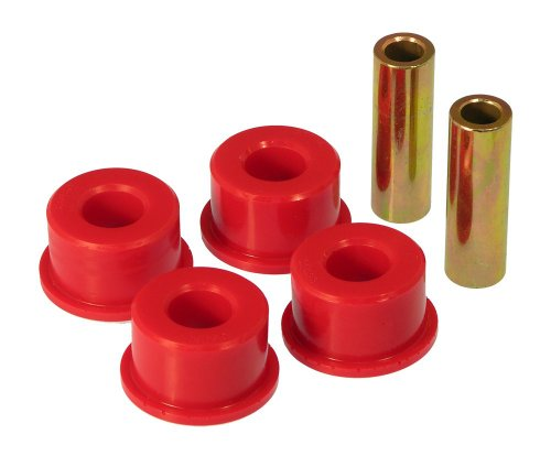 Prothane 8-907 Red Front Lower Shock Bushing (Polyurethane Shock Bushings)
