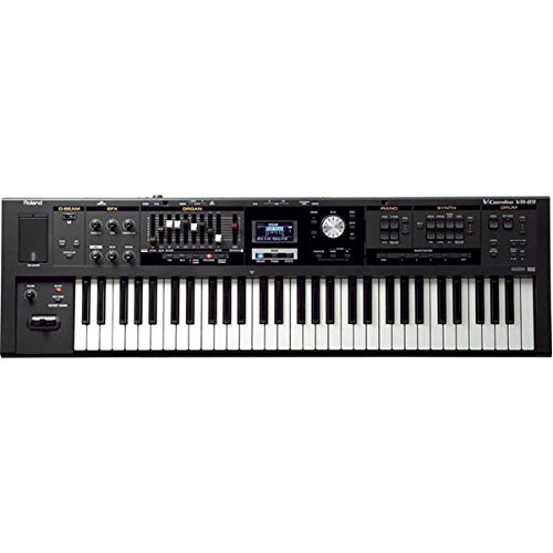 Roland VR-09 V-Combo Organ, Assorted Colors (Best Hammond B3 Vst)