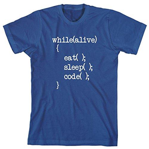 Eat Sleep Code V2 Men's Shirt