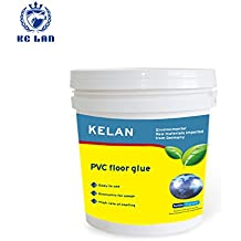 KE LAN 11 pounds floor Glue For Indoor Pvc Coil Coating Ceiling Planks Without Vinyl Laminate Flooring-05