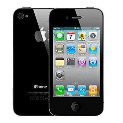 iPhone 4 8GB for Straight Talk - BLACK