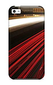 For Iphone 4/4s Fashion Design Landscape Road Case-aXVKMWO5696ZLcWl