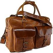 Maleta Overnight Piel AG Leather 100%