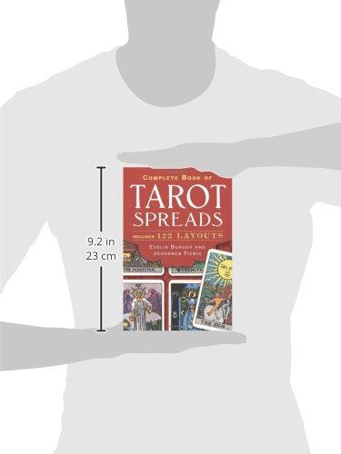 Complete Book of Tarot Spreads: Evelin Burger, Johannes