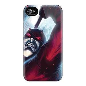 LauraAdamicska Iphone 4/4s Durable Hard Phone Cases Unique Design High-definition Daredevil I4 Image [qmU19877NHOL]