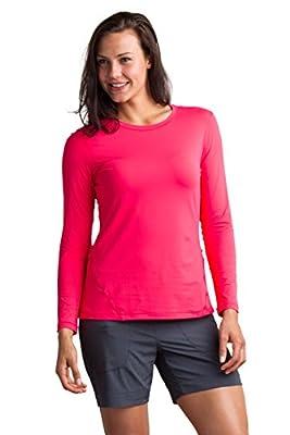 ExOfficio Women's Sol Cool Performance Long Sleeve Shirt