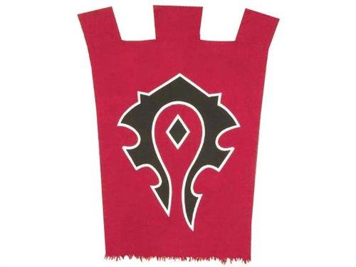 Museum Replicas World of Warcraft Replik 1/1 Banner der Horde