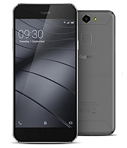 GIGASET Pure 4G 5.0 Inch 3GB RAM 32GB ROM Qualcomm Snapdragon 810 Octa Core 1.7GHz 4G Jio Sim Smartphone in Grey Colour Smartphones at amazon
