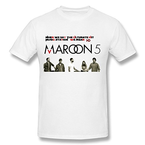 fengting-mens-maroon-5-by-zeidroid-t-shirt-xs-white-tee