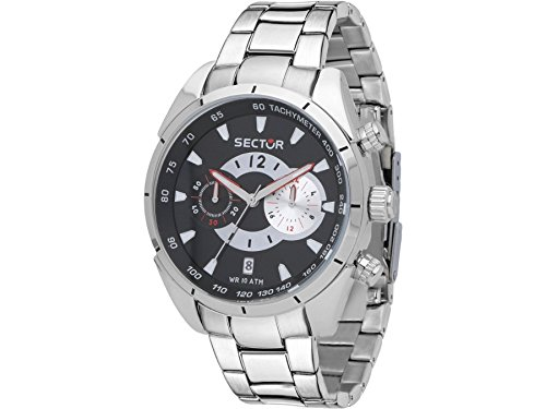 Sector Mens Watch 330 Racing Chronograph R3273794002