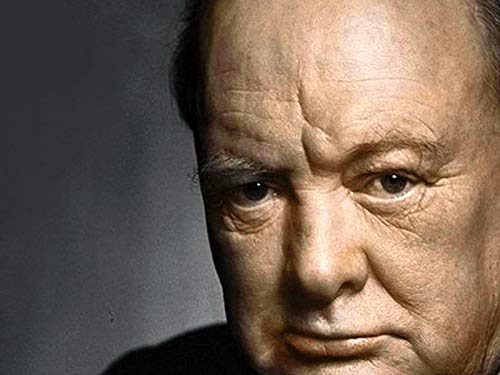 Churchill A Life: His Life & Great Speeches (By Man Shall His Blood Be Shed)